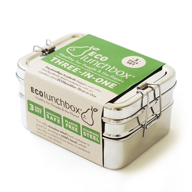 Ecolunchbox sin plastico zerowaste
