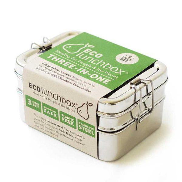 Ecolunchbox zerowaste sin plastico