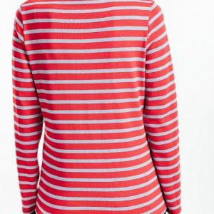 Camiseta de rayas marinera