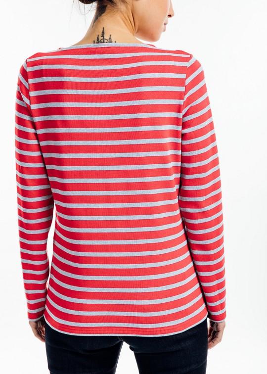 T-shirt rayé Marinera