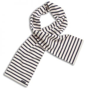 Bufanda marinera algodón