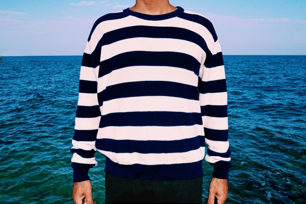 Jersey marinero rayas