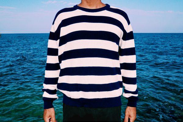 pullover november sailor