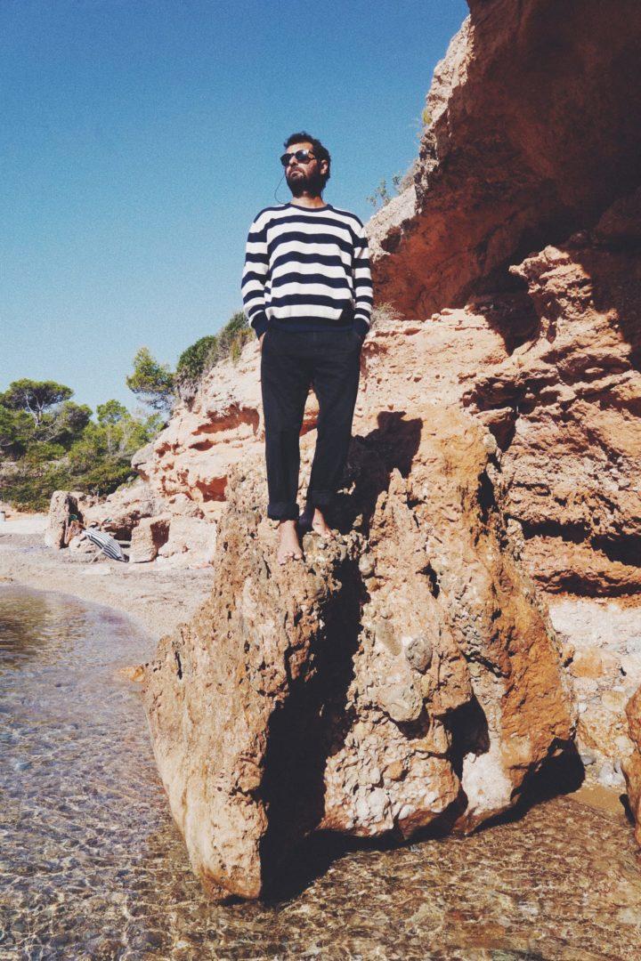 Jersey marinero just the sea