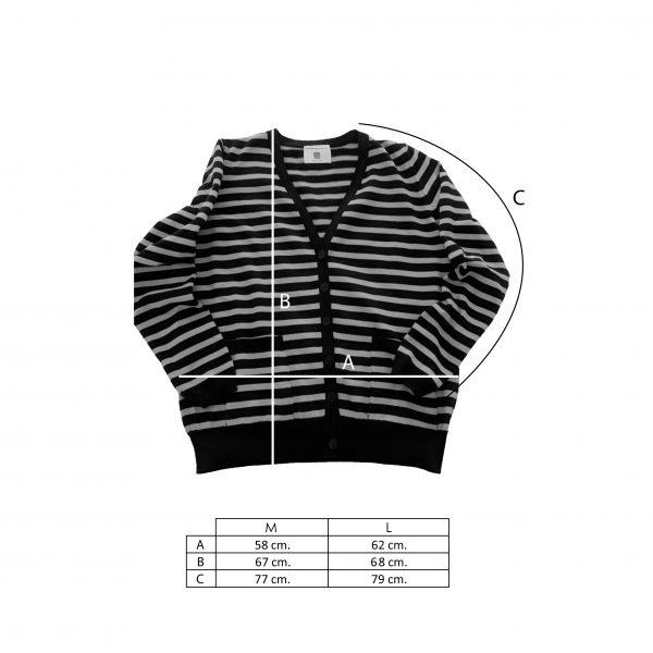 chaqueta marinera delta