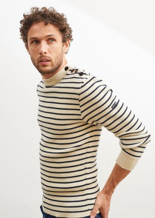 jersey breton rayas