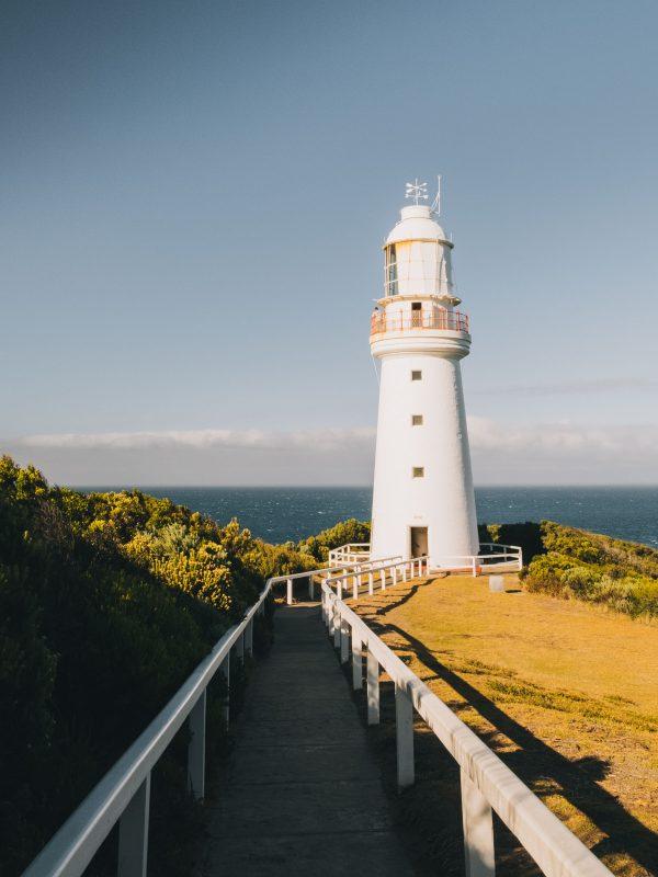 Faro de Australia foto Fine Art