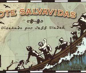 juego de mesa bote salvavidas
