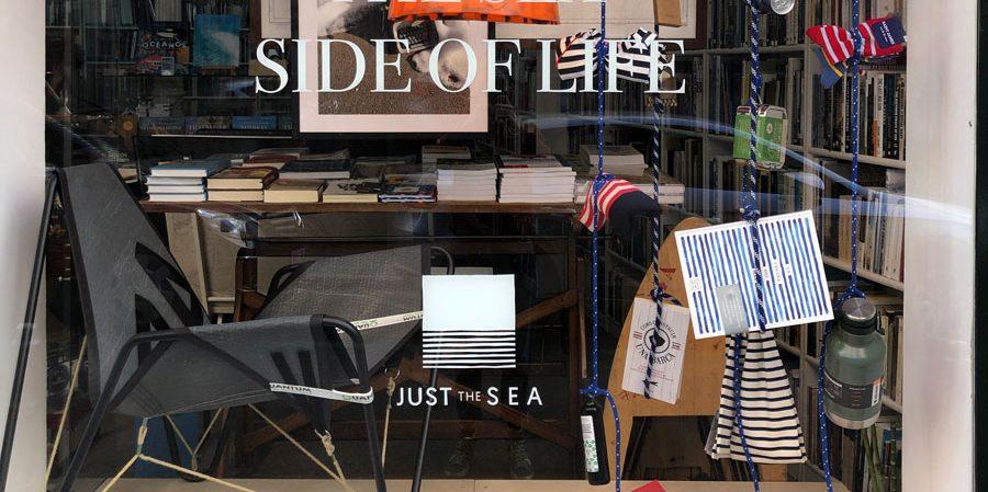 Dvelas, des meubles fabriqués à partir de voiles de bateaux réutilisées, arrivent chez Just The Sea à Madrid