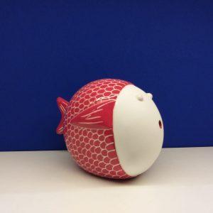 hucha pez globo