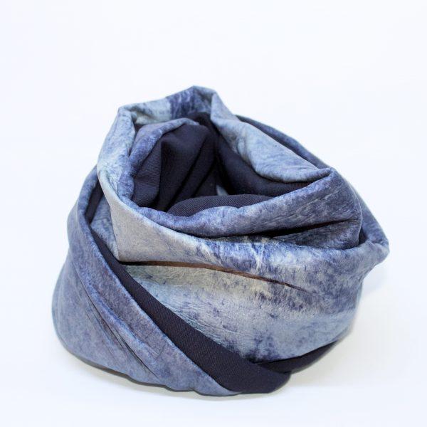 turbant blue