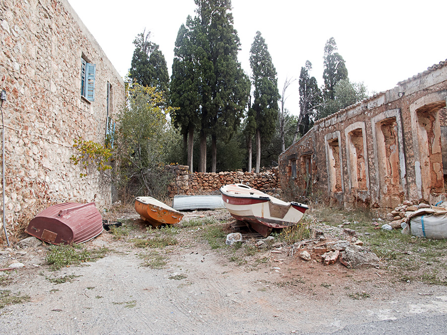 Carolina Martínez nos lleva al Peloponeso con sus fotografías
