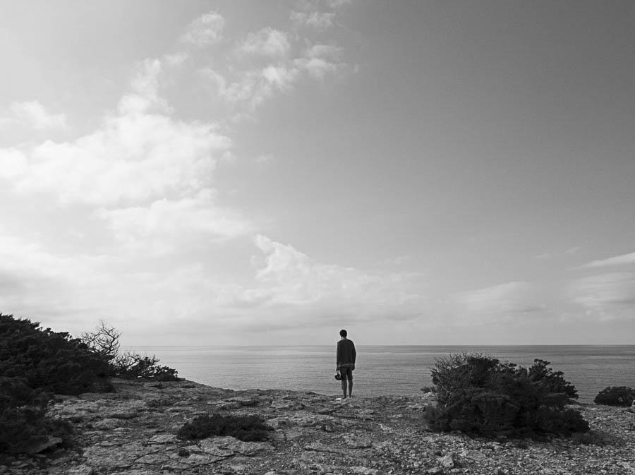 Periplo de Alicia Seoane en Formentera para Just The Sea