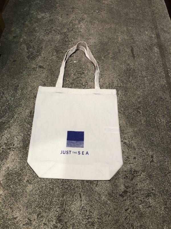 The Sea side of Life tote bag