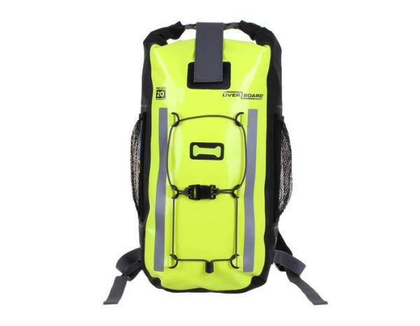 Water sports overboard backpack
