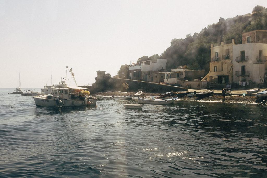 Ana Zaragoza nos cuenta su periplo de mar a Stromboli y Ginostra en Just The Sea