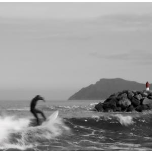 lámina surf Three Knots magazine