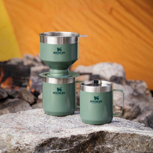 cafetera sin fuego stanley