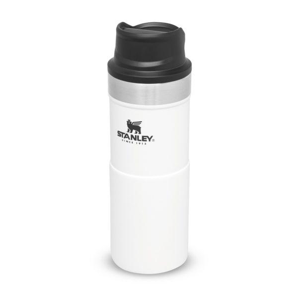Botella bote blanco Stanley