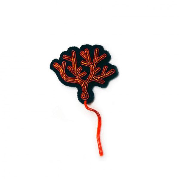 broche coral