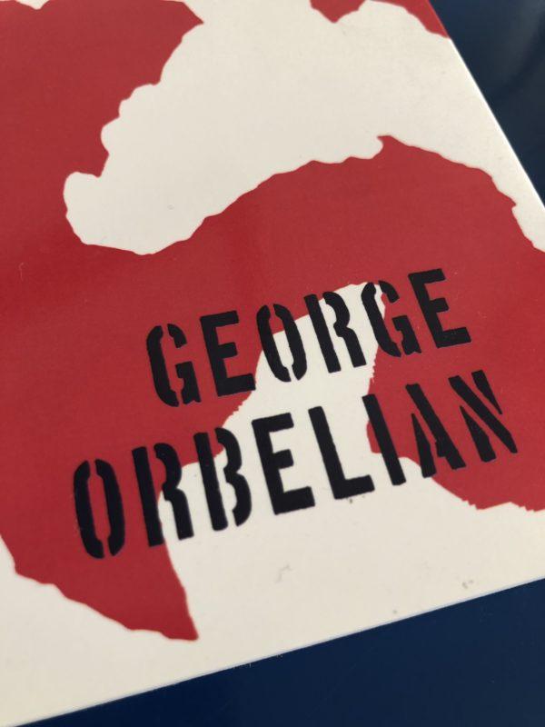 George Orbelian Surf book